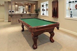 Pool Table Installations In Santa Maria SOLO Expert Pool Table Setup - Pool table leveling system